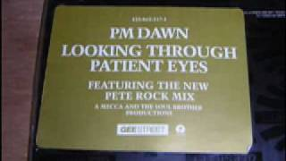 PM Dawn / Looking Through Patient Eyes Pete Rock Remix