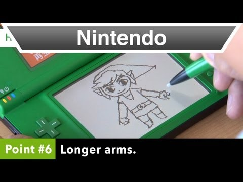 Nintendo - Zelda's 25th Anniversary How to Draw Link