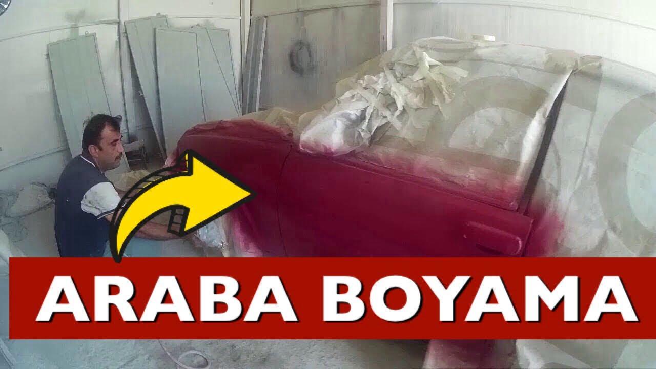 Arabami Boyatiyorum Far Parlatma Tofas Sahin Boyama Youtube