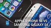Galaxy S4 Vs Iphone 5c