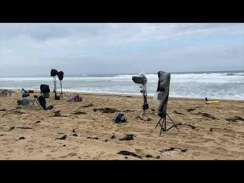 J37, Jour 37 le film évenement en  tournage à Lège-Cap Ferret  Lutz, Dussolier de Quentin Reynaud