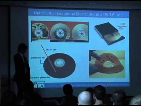 Exploring the Synthesis and Applications of Graphene - Richard B. Kaner