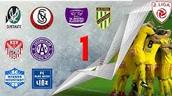 2. Liga Runde 1 I Alle Tore Part 1/2