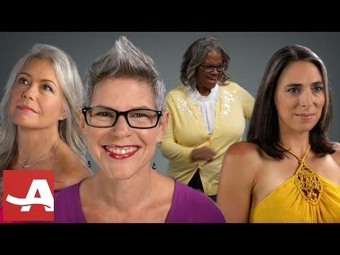 Going Gray and Rocking It | AARP