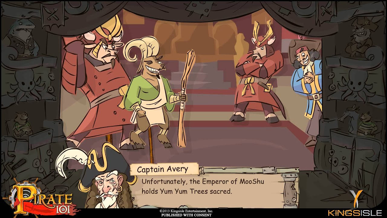 Flash Reviews: Pirate101  – A Day in the Life of Flash