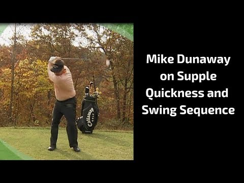 mike-dunaway-on-supple-quickness,-golf-swing-sequence,-and-more-drills!