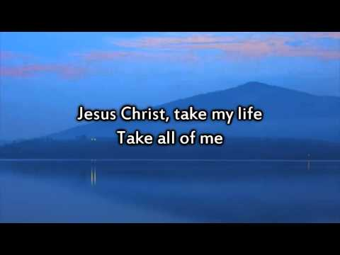 Hillsong  Take All of Me  Instrumental with lyrics