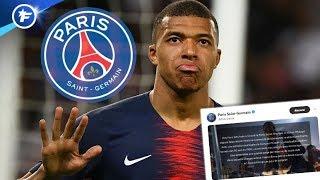 Le PSG sort du silence après les déclarations de Kylian Mbappé | Revue de presse