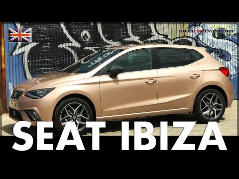 2017 Seat Ibiza 1.0 TSI (115 hp) Full Review & Test Drive   5th Generation   MQB A0   Car   English