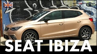 2017 Seat Ibiza 1.0 TSI (115 hp) Full Review & Test Drive | 5th Generation | MQB A0 | Car | English