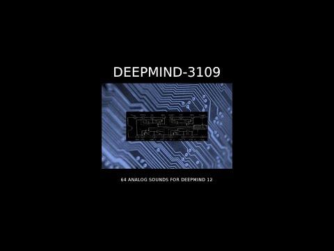 DM-3109 Bank for Behringer Deepmind ( Classic sounds )