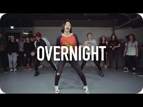 Overnight - Parcels / Lia Kim Choreography