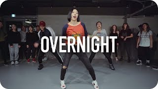 Overnight - Parcels / Lia Kim Choreography