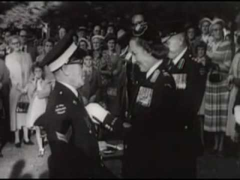 Newsreels A Year To Remember - 1956