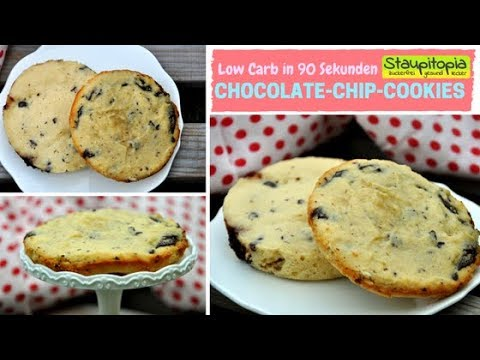 die-musst-du-probieren!-riesen-low-carb-chocolate-chip-cookies-aus-der-mikrowelle-oder-aus-dem-ofen