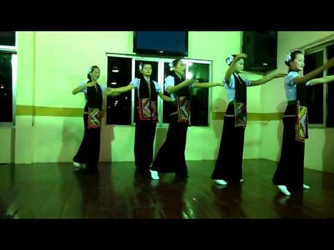 Múa dân tộc Thái - Sơn La.MP4