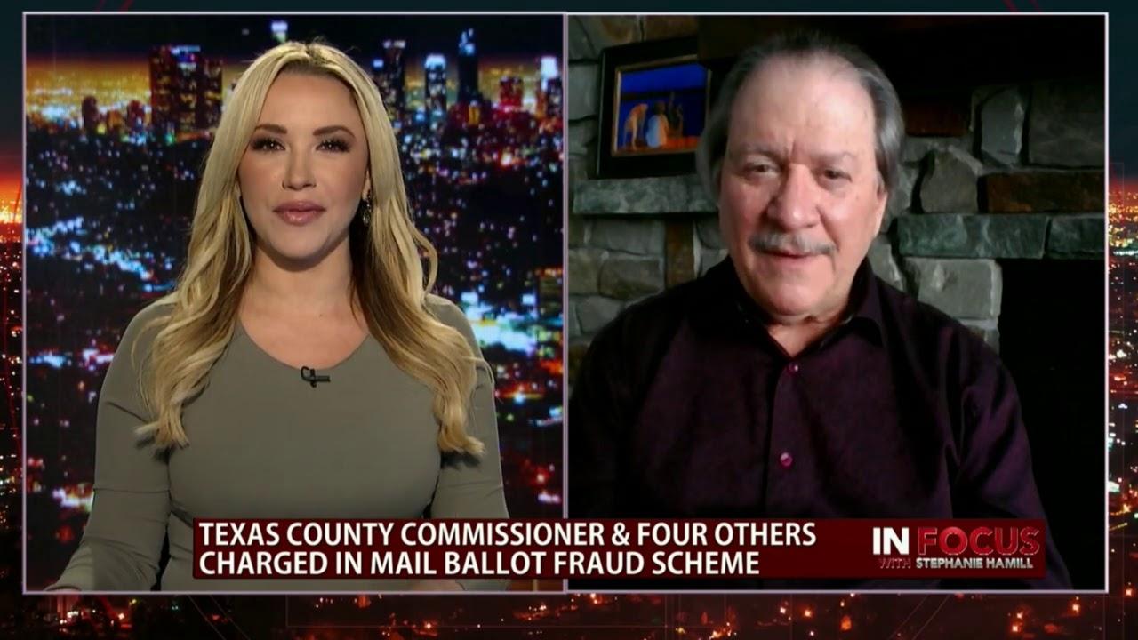 Former U.S. Attorney, Joe diGenova, on Mail-In Voting Concerns