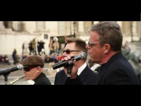 Madness live in Trafalgar Square