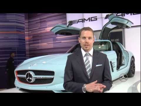 The Mercedes-Benz Signature Program -- Custom SLS AMG