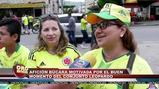 CRÓNICA DEL PARTIDO BUCARAMANGA VS ENVIGADO - ORONOTICIAS.TV