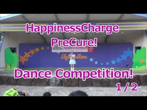 HappinessCharge PreCure!  Eng Sub Dance Competition! 12 Successor to Sailor Moon: PreCure!