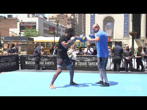 PFL 1: Andre Harrison Open Workout – MMA Fighting