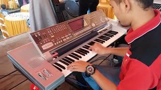 Dangdut Malam Terakhir - Dewi Poenjabi feat David Hubart Chan - Keyboard KN7000