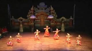Indonesian Dance,Tari Panji Semirang Bali.-Kezia A W @TIM Jakarta. courtesy : LKB Saraswati Download