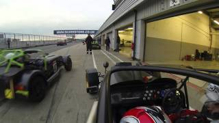 Caterham RS Levante Sold Out Videos