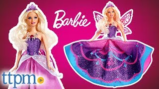 Barbie Mariposa & the Fairy Princess Catania from Mattel