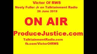 [2h]Neely Fuller Jr-  We Are Confined By A System, Not By Geographical Borders - 26 June 2019