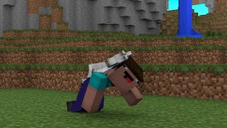 Derp kehidupan - Minecraft animasi