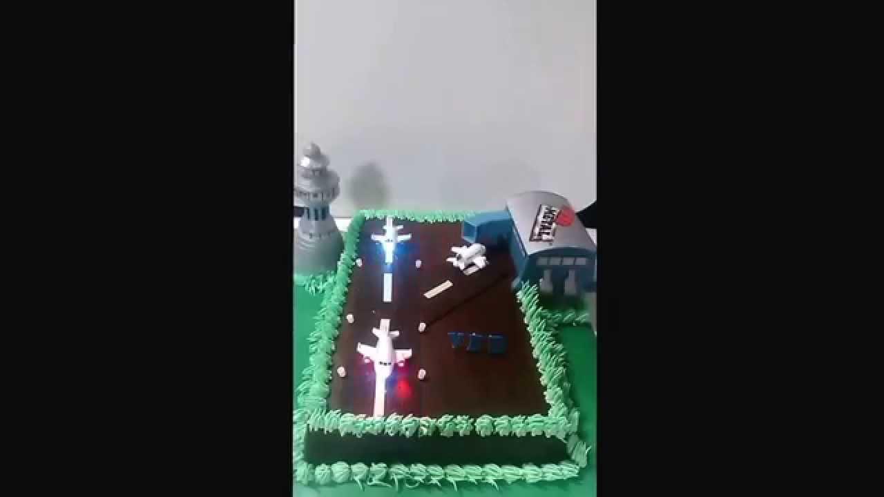 Airport Cake Youtube