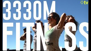 3330 M FITNESS GIRLS // CONVENTION FITNESS ALPE D'HUEZ