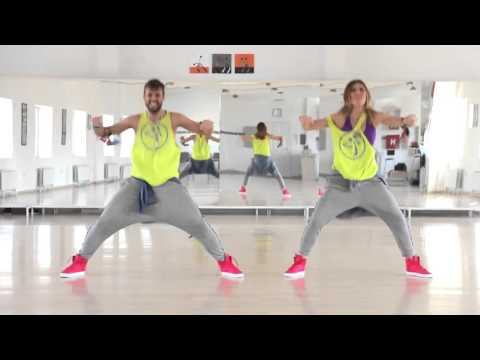 Bomba Best Zumba Dance  Nevena & Goran 720p HD