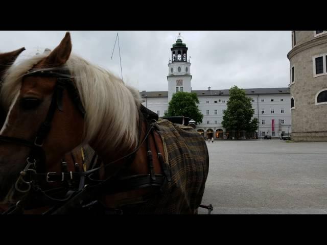Things To Do in Salzburg Austria 4K  & Tourism