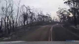 Adelaide hills bush fire 2015