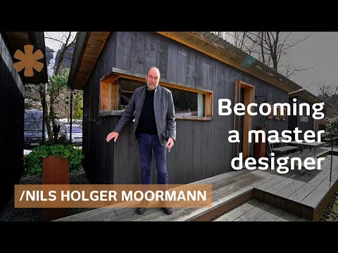 German law student tried woodworking, became master designer