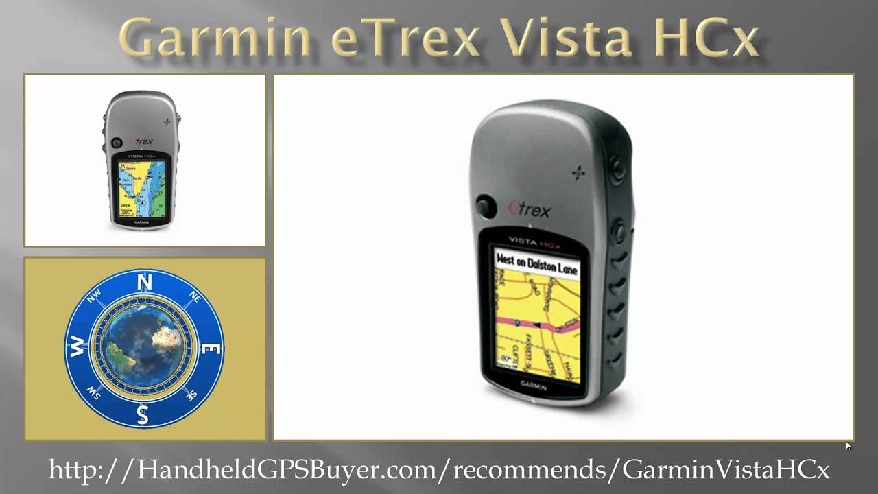 Garmin's Vista HCx - gpsinformation.org