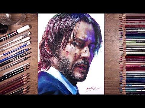 drawing-john-wick- -drawholic
