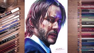 Drawing John Wick | drawholic