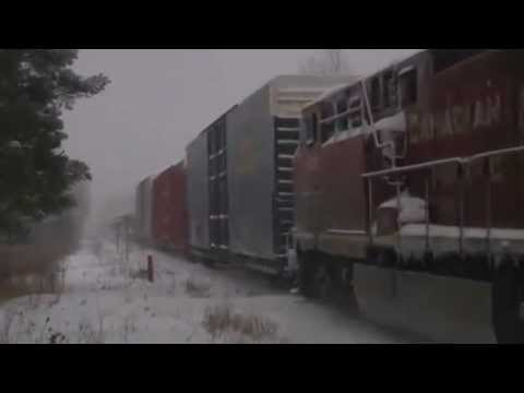 A HISTORIC SNOW STORM IN US AND CANADA TODAY BBC   - YouTube (1).flv