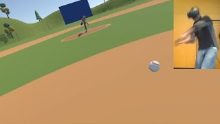 VR Baseball Simulator