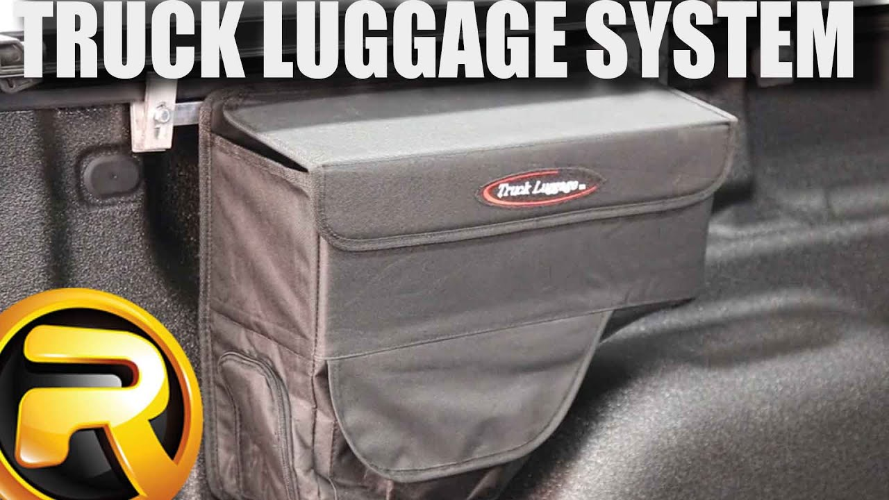 Truck Luggage Saddle Bag Video