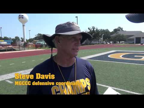 Mississippi Gulf Coast Community College holds first scrimmage