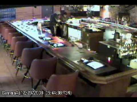 Robbery in las vegas bar