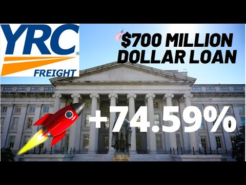 yrc-worldwide-government-bailout-$700-million-loan-i-yrc-freight-stock-up-by-+75%-i-cares-act
