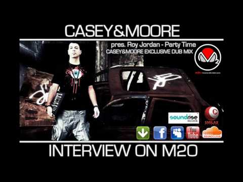 Casey & Moore @ M2O [Interview Complete]