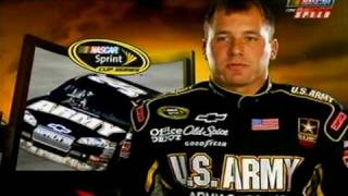 2009 SPRINT CUP AWARDS --- 9th place --- Ryan Newman