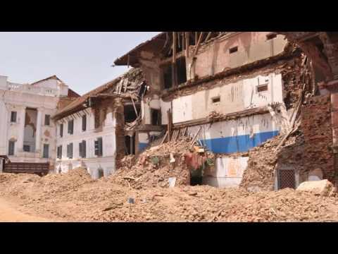 Mega Earthquake in Nepal_2015